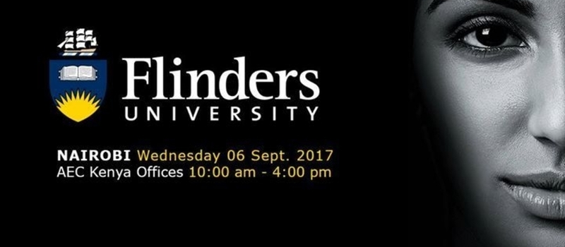 Nairobi - Meet with Flinders University at AEC