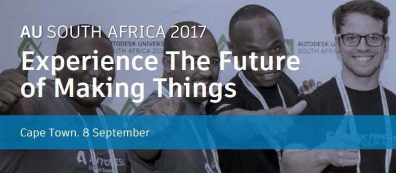 Autodesk University South Africa 2017