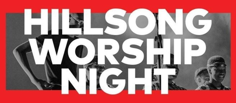 Hillsong Worship Night – Kenya