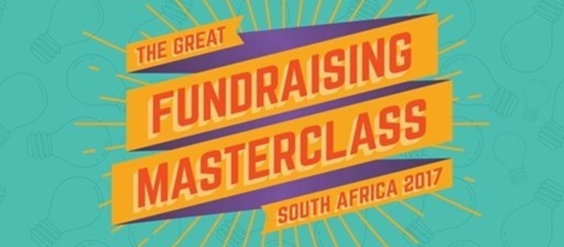 Great Fundraising Masterclass - South Africa