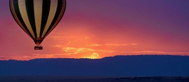 DreamTrips: South African Hot Air Balloon Ride