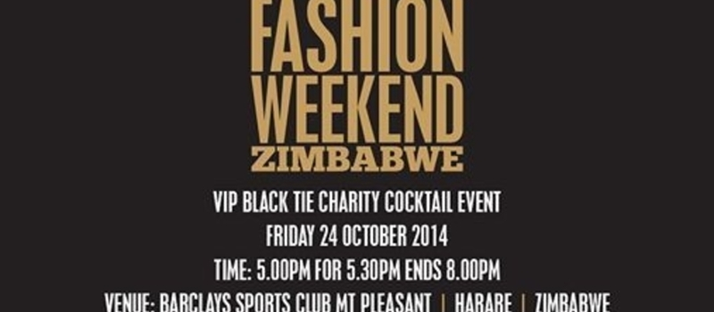 FASHION WEEKEND - LUXURIOUS VIP BLACK TIE CHARITY COCKTAIL