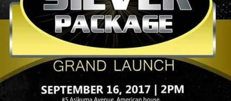 SILVER PACKAGE GRAND LAUNCH