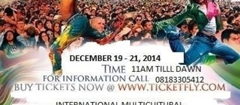 WORLD MUSIC AND FOOD INTERNATIONAL FESTIVAL 2014