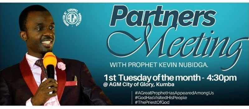 Partners Prophetic Conference