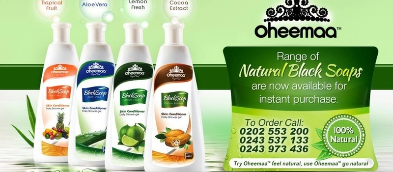 Oheemaa Natural Soap