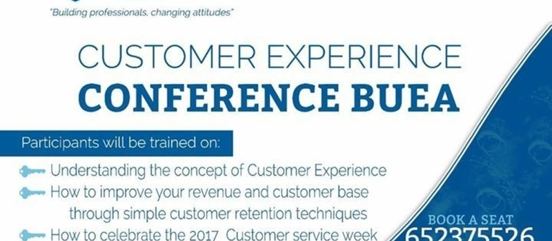 Customer Experience Conference Buea