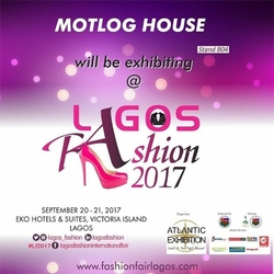 Motlog House @Lagos Fashion Fair