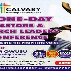 Pastors & Church Leaders Conference