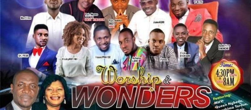 WORSHIP & WONDERS SUMMIT