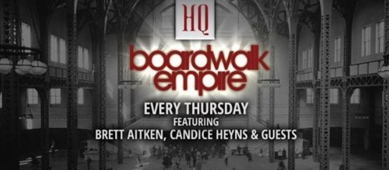 Thursdays: #BoardWalkEmpire @HQCAPETOWN