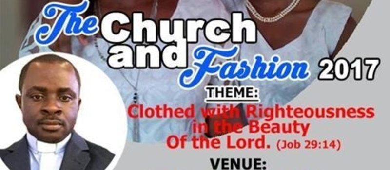 The Church and Fashion 2017