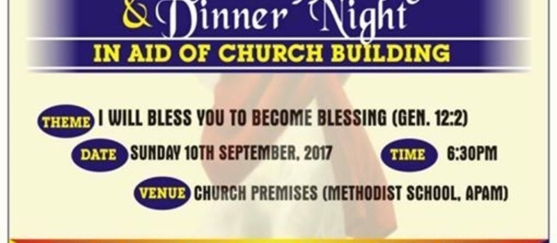 Mega Offering And Dinner Night
