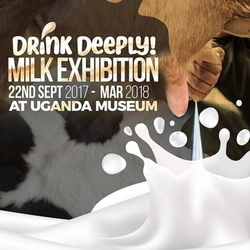 Drink Deeply Milk exhibition Launch