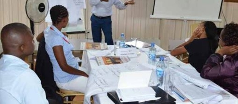 Monitoring and Evaluation Essentials Training.