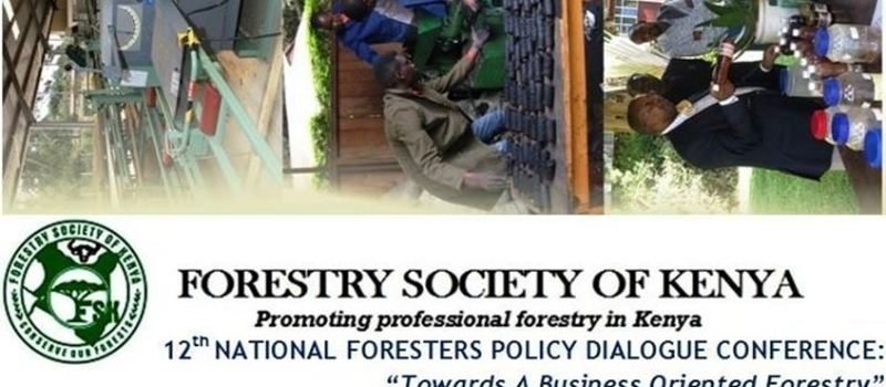 Towards a Business Oriented Forestry -Policy Dialogue Conference