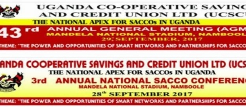 3rd Annual SACCO Conference 2017