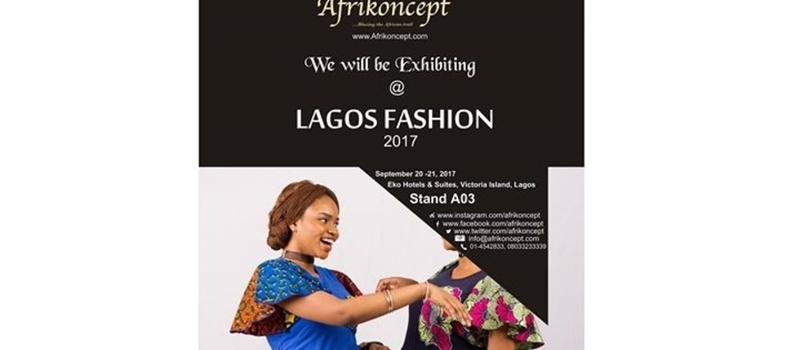 Afrikoncept at Lagos Fashion 2017