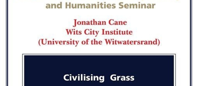 South African Contemporary History and Humanities Seminar