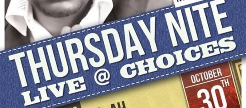 Roots Intl presents Thursday Nite Live @ Choices featuring FIL-AH
