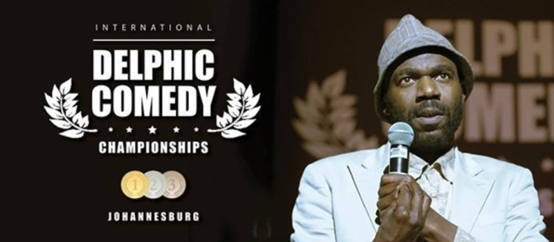 International Delphic Comedy Championship - Day Two