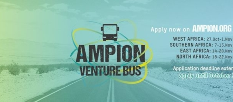 Ampion Venture Bus Pitch Session @ iSpace