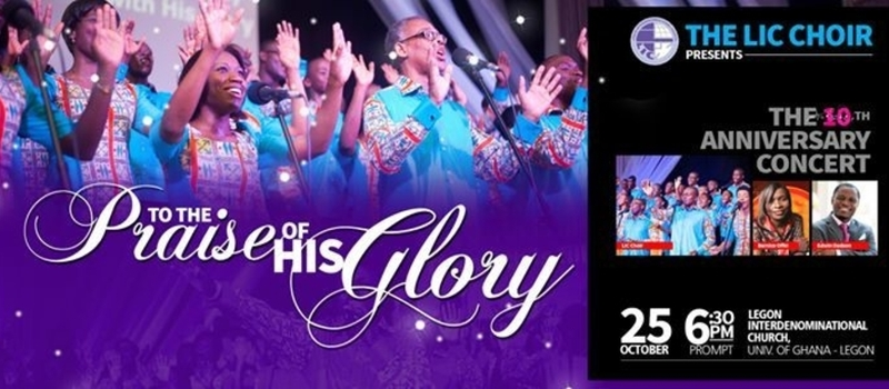 10th Anniversary Concert - To The Praise of His Glory!
