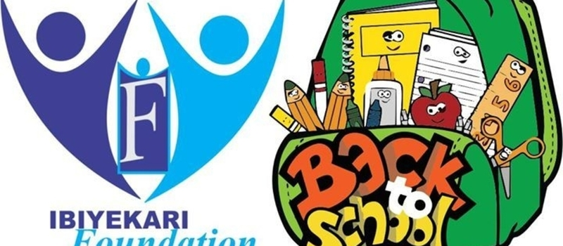 The Ibiyekari Foundation Back to School Programme