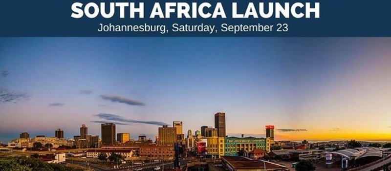 South Africa Launch OF THE FASTEST-GROWING RESIDUAL INCOME OPPORTUNITY...