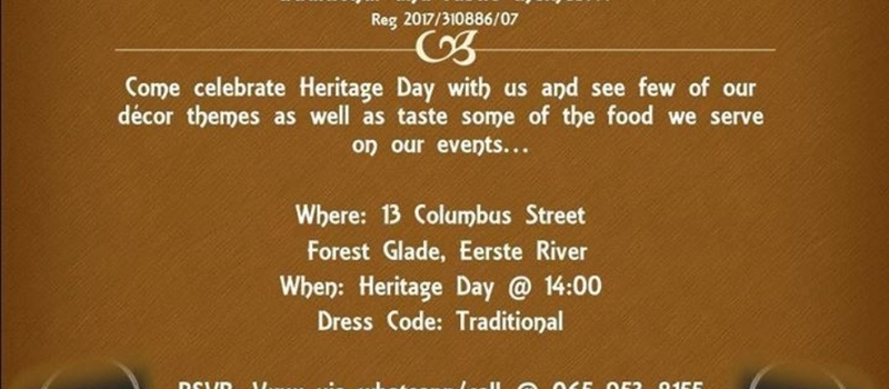 Imile Projects Launch And Heritage Day Lunch