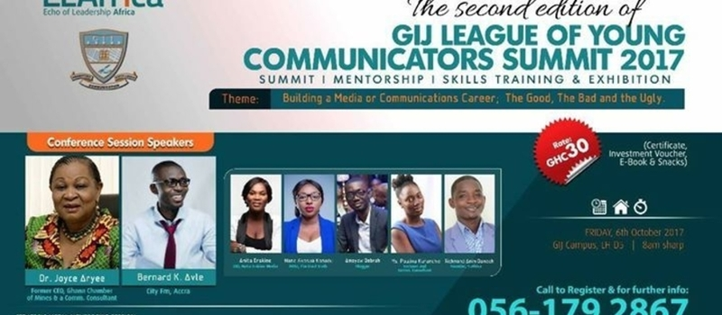 THE LEAGUE OF YOUNG COMMUNICATORS SUMMIT 2017
