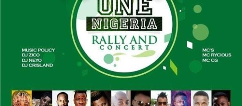 One Nigeria Rally and Concert
