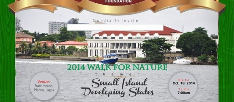 LASG/NCF 2014 Walk For Nature
