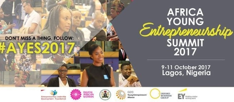 Africa Young Entrepreneurship Summit 2017