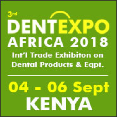 DENTEXPO Kenya 2018 – International Dental Exhibition Africa
