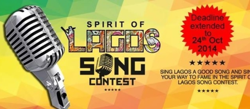 Vote for Will in the Spirit of Lagos song competition