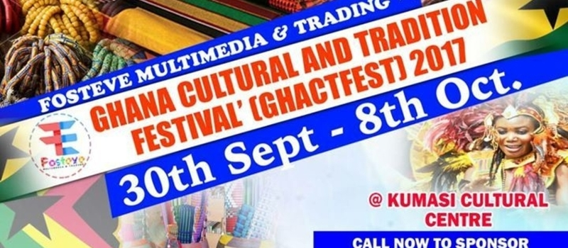 Ghana Cultural And Tradition Festival [GHACTFEST] 2017