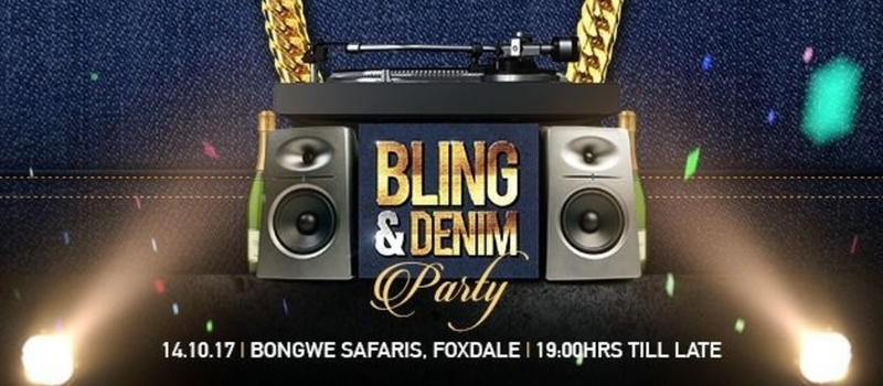 BLING & DENIM FUNDRAISING PARTY