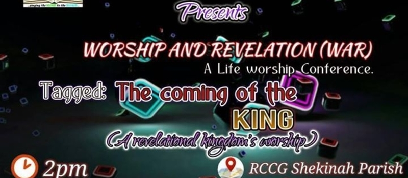 WORSHIP AND REVELATIONS CONFERENCE