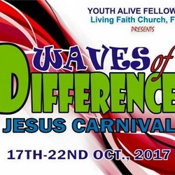 Waves Of Difference Jesus Carnival