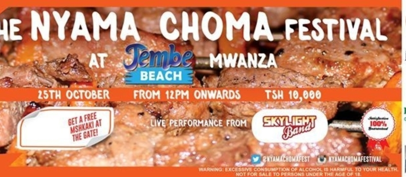 The Nyama Choma Festival- Mwanza 2014 2nd Edition