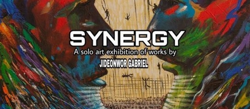 "ART EXHIBITIONTHEMED ""SYNERGY"""