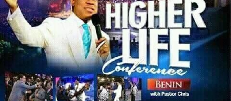 Higher life conference Benin Nigeria with pastor chris
