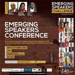 Emerging Speakers Conference