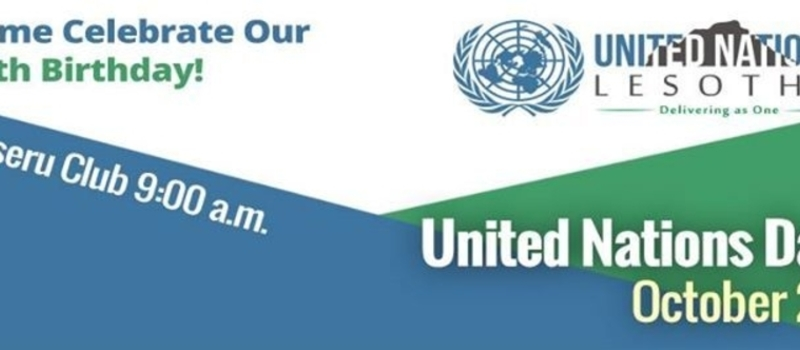 United Nations Day!