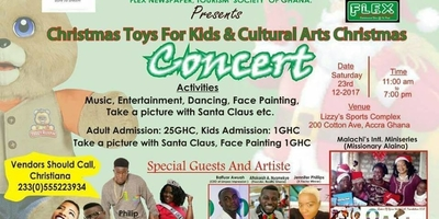 Christmas Toys For Kids And Cultural Arts Christmas Concert 2017