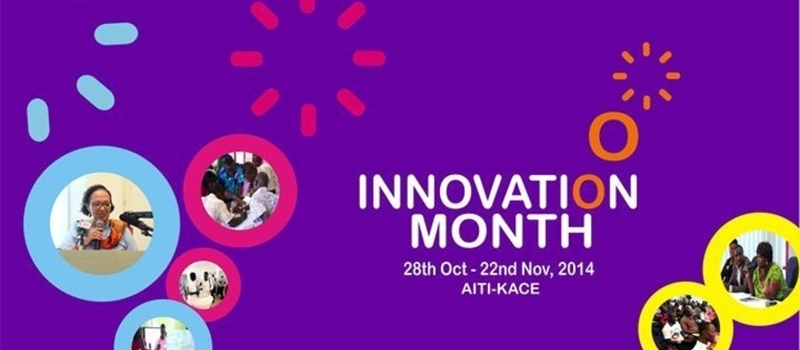 Innovation Month 2014