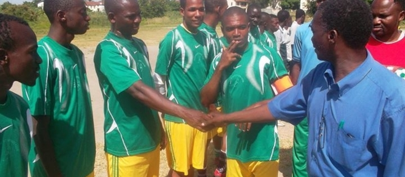 AFRICAN DEAF CUP OF NATIONS, DECEMBER, 2014