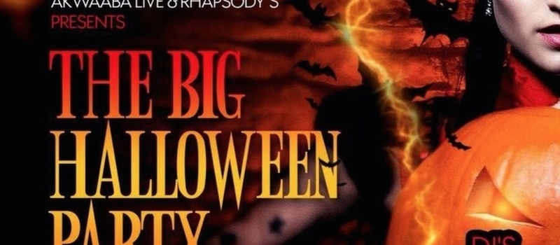 The Big Halloween Party
