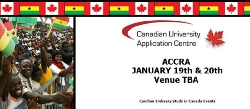 CUAC at the Canadian Embassy Africa Tour 2015- Ghana